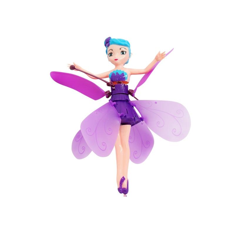 Boneca Fada Princesa Voadora