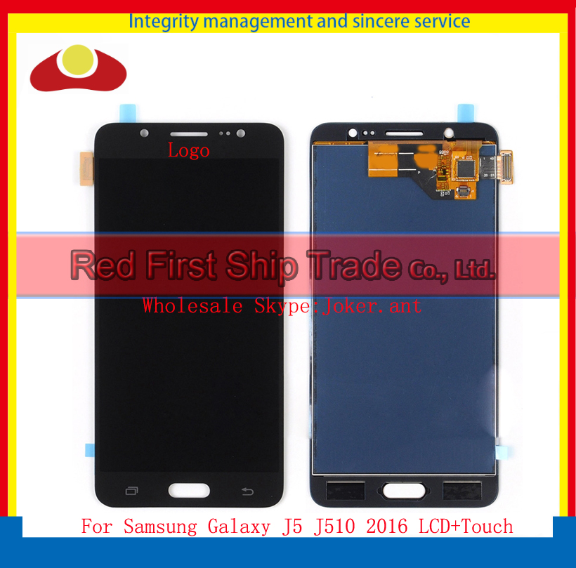 5.2 For Samsung Galaxy J5 2016 j510M j510S J510L J510Y SM-J510F J510FD J510P Full Lcd Display Touch Screen Digitizer Assembly