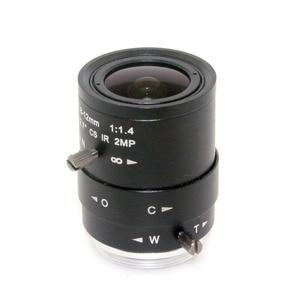 """Image 2 - 2MP HD 2.8 12mm cctv lens CS Mount Manual Focal IR 1/2.7"""" 1:1.4 for Security IP Camera"""