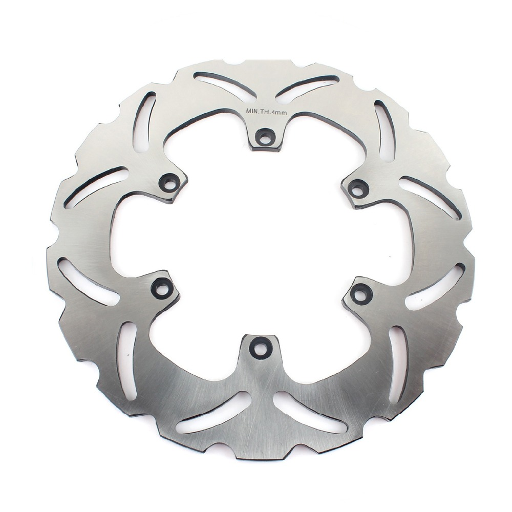 BIKINGBOY Rear Brake Disc Disk Rotor For KTM 950 Adventure / S 03-05 990 Adventure / R / S LC8 950 Super Enduro R 690 Supermoto free shipping rear brake master cylinder guard fit for ktm 950 990 adv sm smr smt supermoto