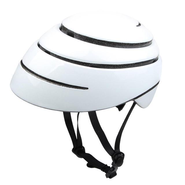 3ebbf1a5db2 Folding Helmet For Men Women City Helmet Cycling Road Mtb Mountain Bike  Equipment Aero Bicycle Helmet
