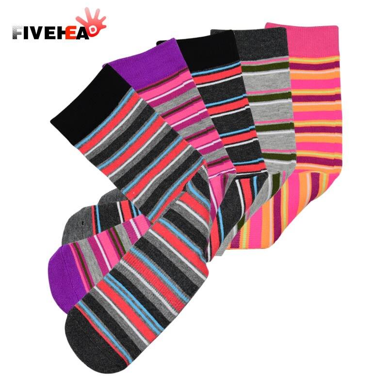 Vruće prodaja Klasična zimska prugasta tisak Muškarci čarape - Sportska odjeća i pribor