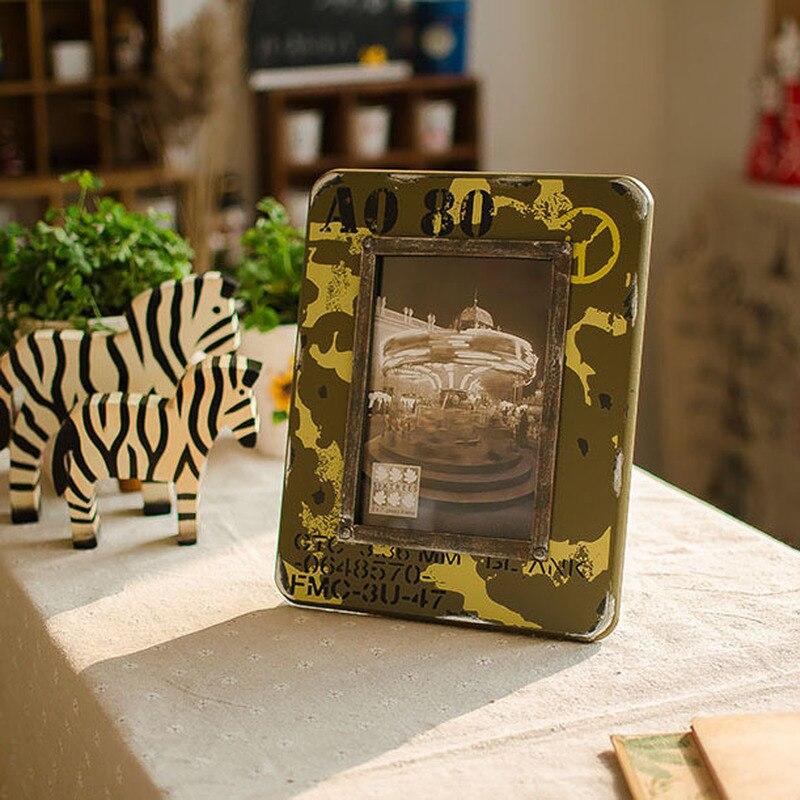 Children/'s room creative home accessories loft wind wood photo frame