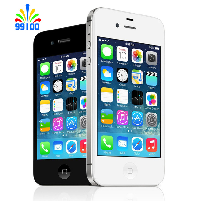 Used Original  Apple Iphone 4s Unlock Cell phone Dual core 3.5inch screen 16GB/32GB ROM 512MB RAM Used excellent conditions