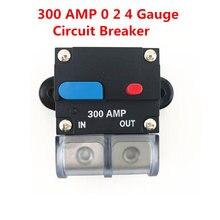 Автомобильный Автоматический выключатель 12 в 300 ампер 0 2