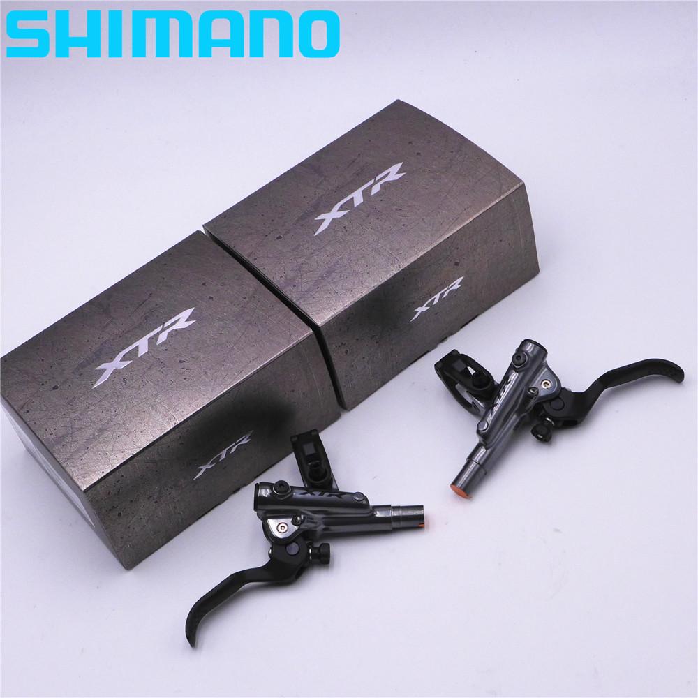 2018 NEW SHIMANO XTR M9120 M9100 Hydraulic Disc Brake Lever For MTB Mountain Bike BL-M9120 BL-M9100
