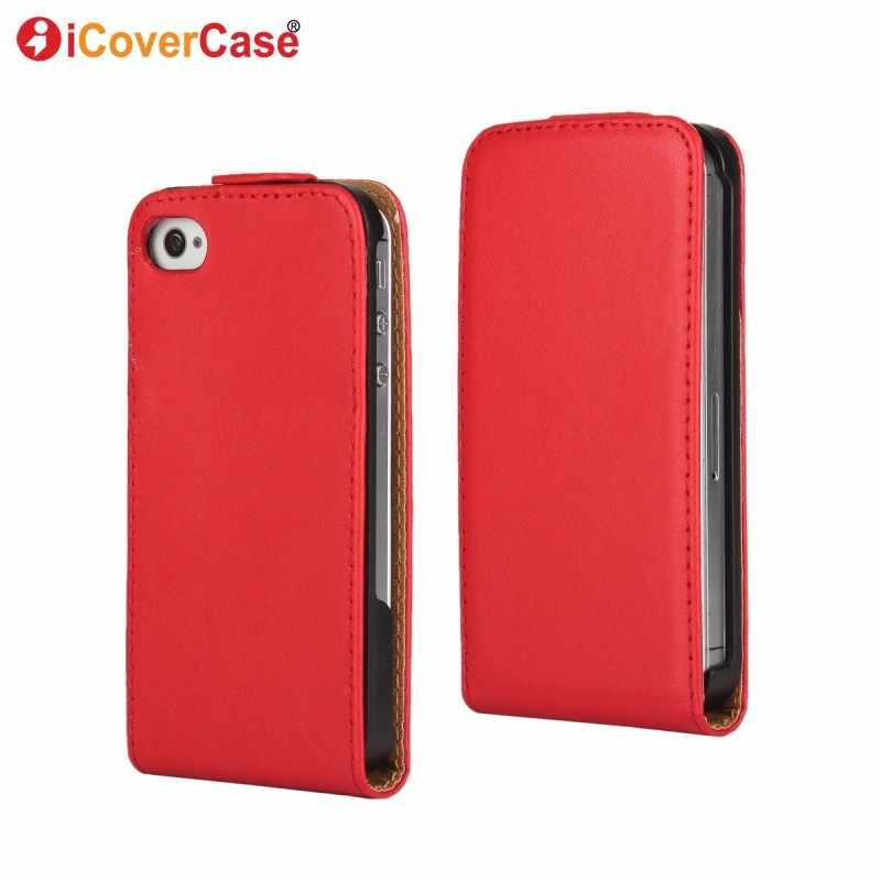 Флип кожаный бумажник для iPhone 4S чехол Fundas телефон сумка чехол аксессуар Coque для iPhone 4 Capa Carcasa Hoesje Чехлы Etui