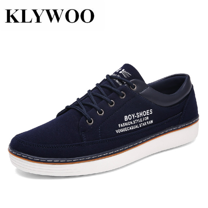 KLYWOO Big Size 39-46 Fashion Mens Shoes Breathable Leather Casual Shoes Men Luxury Brand Fashion Footwear Krasovki Men Sneakers туалетная бумага анекдоты ч 8 мини 815605