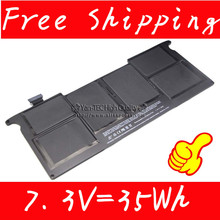 Laptop Battery for Apple MacBook Air 11″ A1370 (2010 Production), Replace: A1375 Free shipping