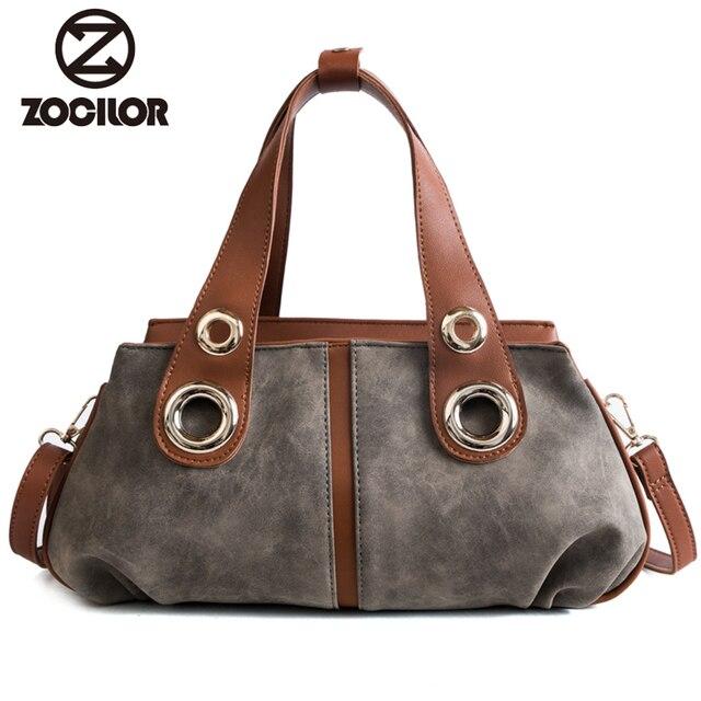 db587813cf7b 2018 pu leather bag ladies Retro women handbag designer handbag high  quality woman bag women famous brand sac a main