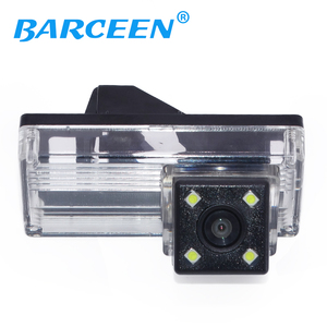 Car reverse camera for Toyota Land cruiser Reiz 2009 parking back up rear view camera with waterproof night vision free shipping