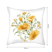 Fuwatacchi Pink Rose Cactus Pillow Covers Flower Cushion Covers for Home Sofa Chair Decorations Chrysanthemum Plush Pillowcases цены
