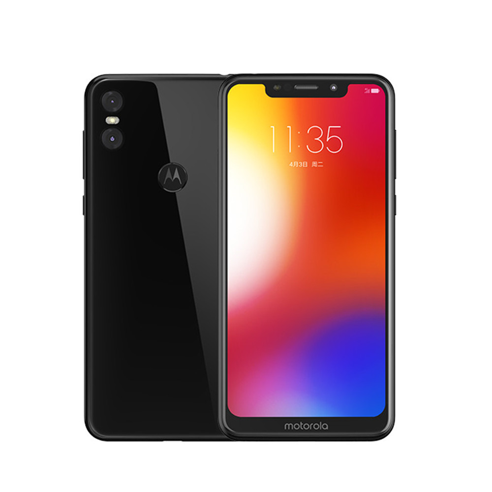 Image 2 - MOTO P30 Play Global rom 4GB RAM 64GB ROM Dual Camera 13.0MP 1080P LTE Snapdragon 625 Octa Core 1.8GHz ZUI 4.0 Fingerprint phone-in Cellphones from Cellphones & Telecommunications