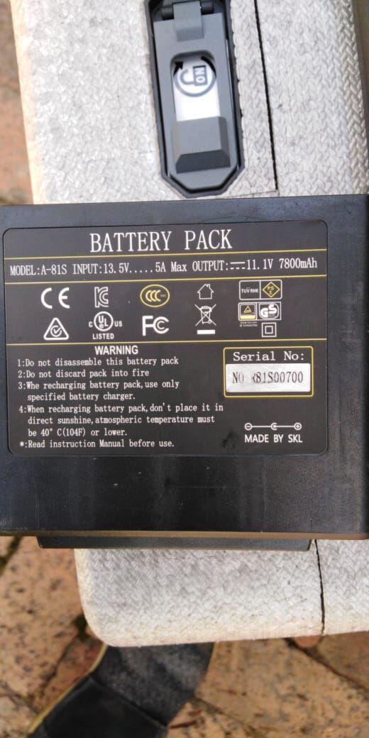 Freies Verschiffen A 81S Fiber Optic Schweißen Spleißen Maschine Batterie A 81S fusion splicer Batterie-in Glasfaser-Ausrüstungen aus Handys & Telekommunikation bei AliExpress - 11.11_Doppel-11Tag der Singles 1