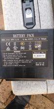 O Envio gratuito de Bateria Máquina de Soldadura de Emenda De Fibra Óptica splicer da fusão A 81S A 81S Bateria