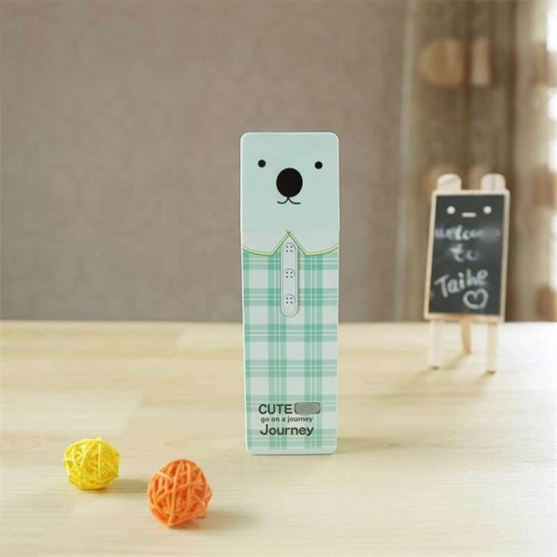 FEIGO 1Pc Cute Cartoon Children Toothbrush Box Bath Product Protect Toothbrush Case Holder Portable Cover Travel Hiking Box F703