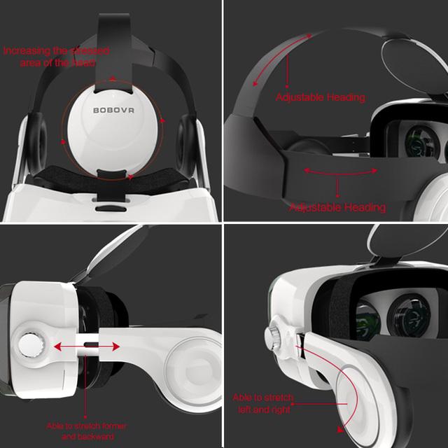Immersive Virtual Reality Glasses