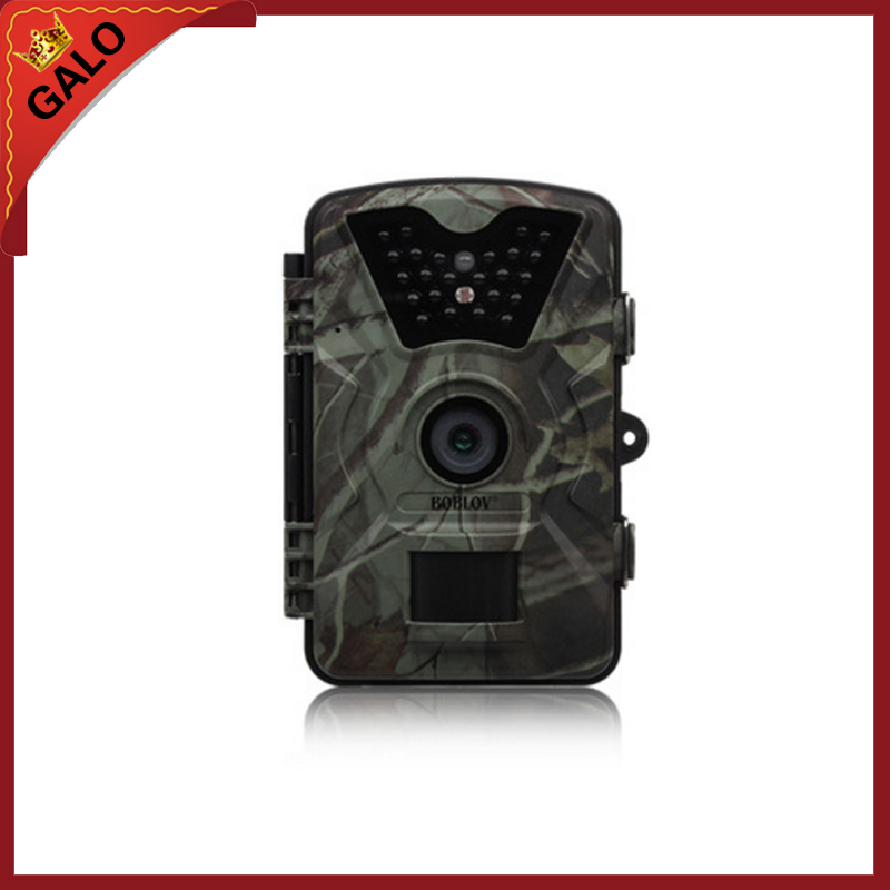 Observed Camera Infrared HD Wide Angle Waterproof Motion Detection Outdoor investigation Camera IR flash camouflage Camera phytochemical investigation