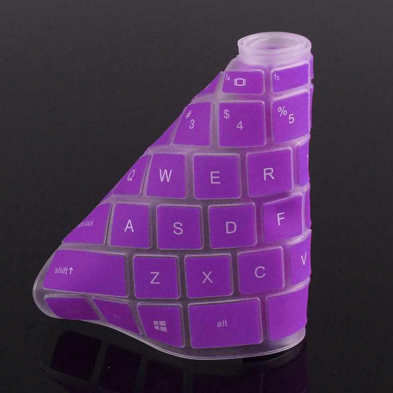 Силиконовая резиновая клавиатура защитная пленка Водонепроницаемый чехол для клавиатуры ноутбука наклейки для тела для hp Pavilion x360 M3 m3-u103dx
