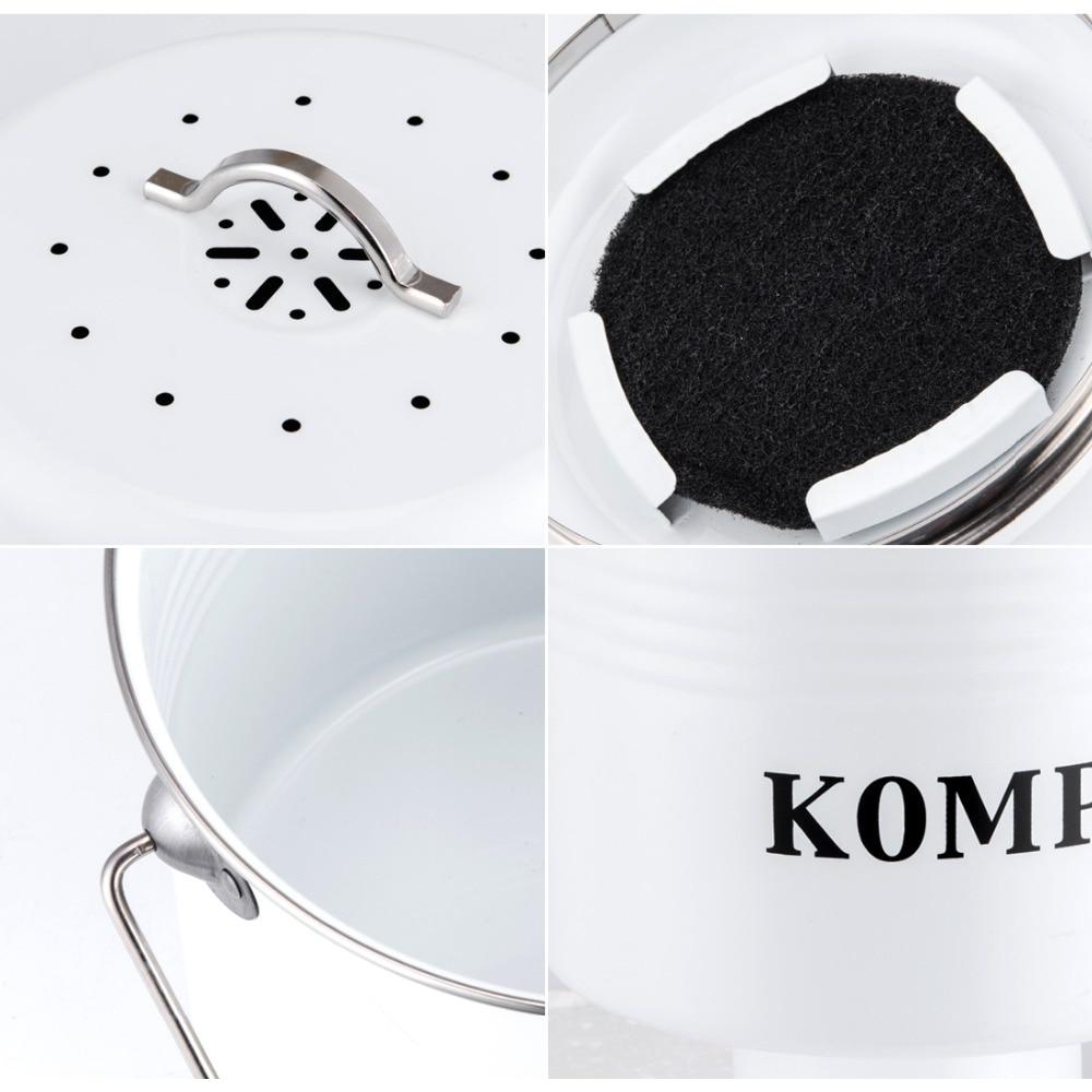 Fein Küche Kompost Crock Rot Zeitgenössisch - Küchen Design Ideen ...