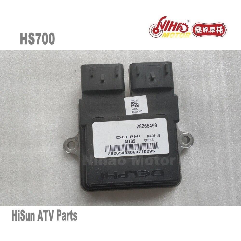 23 HISUN ATV Запчасти ЭБУ HS400 HS500 HS600 HS700 HS800 ATV UTV Gokart Quad запасных двигателя Запчасти качество Nihao двигателя