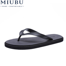 MIUBU Men Summer Shoes Sandals 2019 New Breathable Men Flip Slippers Casual Shoes Outdoor Shoes Slide Shoes Beach Slippers padegao men s shoes slippers dc