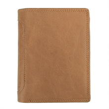 J.M.D Vintage Men Leather Brand Luxury Wallet Short Slim Male Purses Credit Card Holder R-8434C