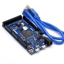 ИЗ-ЗА 2012 R3 Совета AT91SAM3X8E ARM 32 Бит с Кабель для Передачи Данных Комплект