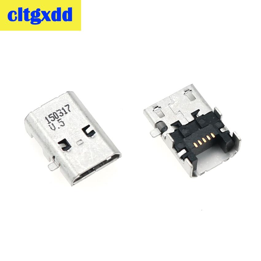 "2pcs Micro USB Charging Port connector FOR Amazon Kindle Fire HD 10 10.1/"" SR87CV"
