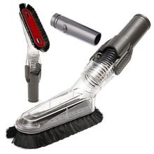 цена на Best Flexible Anti-Static Brush Soft Dusting Brush For Dyson Dc49 Dc59 Dc62 V6 Dc52 Dc56 Dc37 Dc45 Dc48 Allergy Tool Kits
