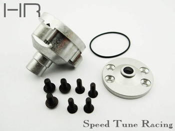 Aluminum Center differential Case for the 4wd Slash and Stampede