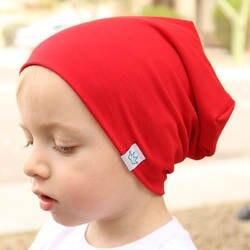 Однотонные вязаные хлопковые шапочки с черепами для детей, детская шапка с вышивкой и короной, шапка для девочек и мальчиков