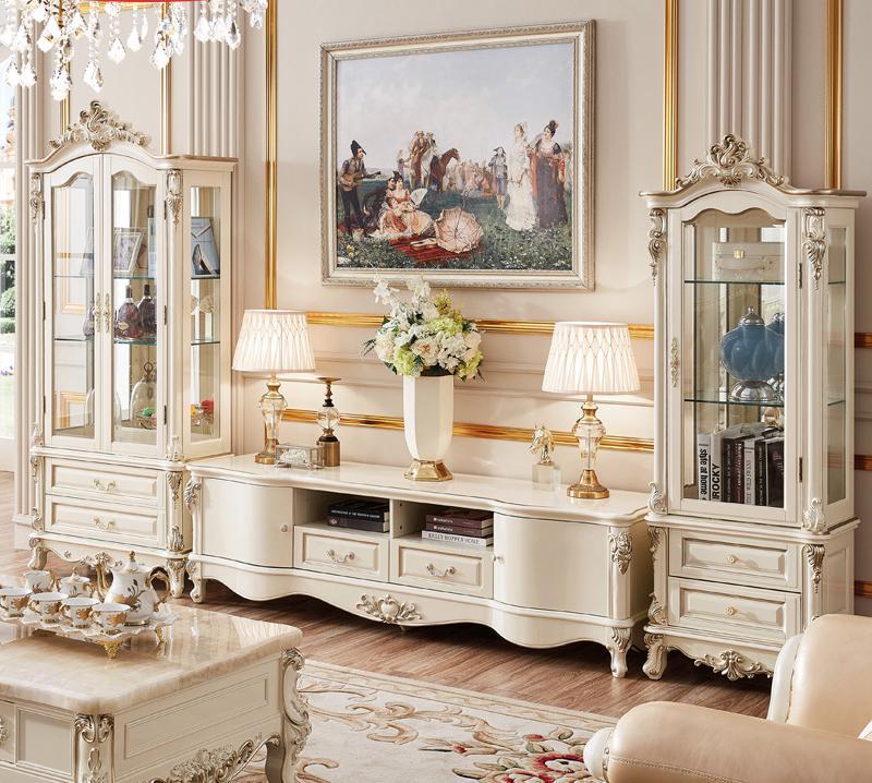 White Tv Cabinet Living Room Furniture: Aliexpress.com : Buy Tv Stand White Living Room Furniture