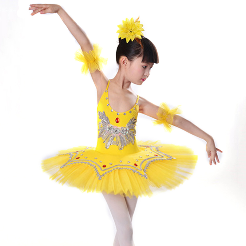 Girls Clothes Children's Ballet Dress Fashion Sequins Kids Princess Tutu Dress Gymnastics Performance Costume Skate Leotard new girls ballet costumes sleeveless leotards dance dress ballet tutu gymnastics leotard acrobatics dancewear dress