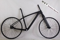 الدراجة الجبلية mtb دراجة ألياف الكربون كامل دراجة الكربون كاملة مع الإطار + شوكة + + seatpost الشحن المجاني