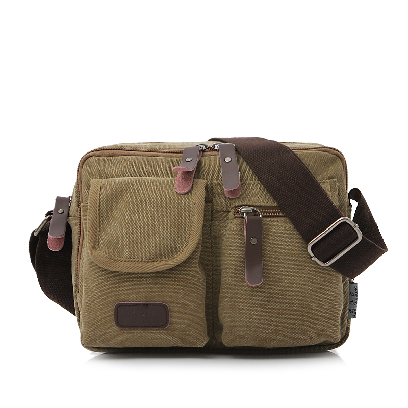 New Multifunction Men Canvas Bag Women Casual Travel Bolsa Masculina Man  Messenger Bags Men s Crossbody Bag 5f5ff06cc8fdf