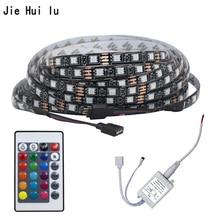 5m 5050 LED Strip RGB RGBW SMD led ribbon Light 12V Home Decoration Lighting waterproof Tape led band stripe neon light