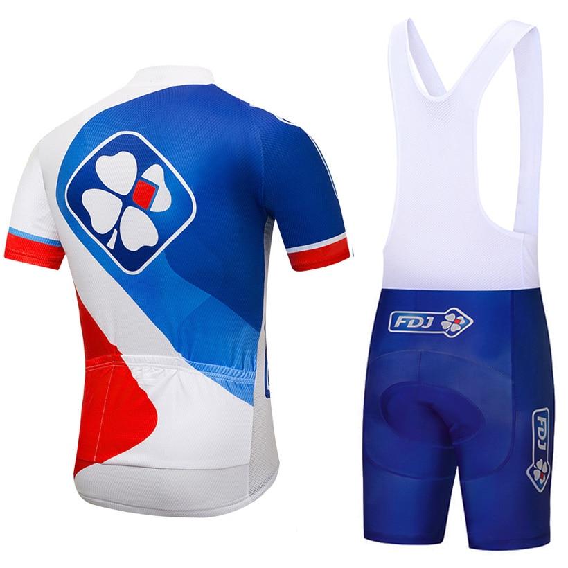 Roupas de Ciclismo Equipe 2018 Ropa Ciclismo