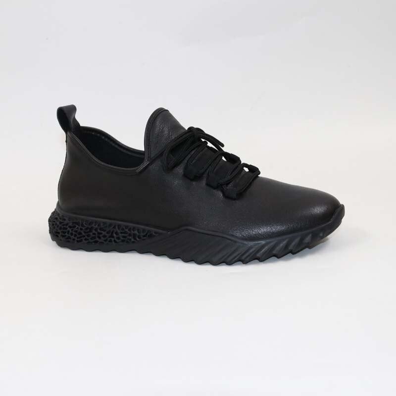 جديد جلدية عارضة shoesMen الجلود shoesHigh الجودة حذاء manSuper ضوء مريحة الرجال ShoesSpring جديد حذاء الذكور-في أحذية رجالية غير رسمية من أحذية على  مجموعة 1