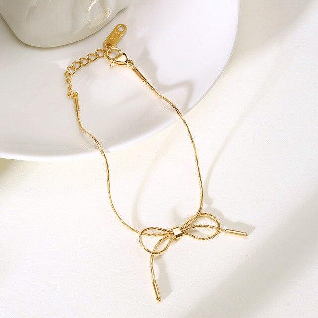 Фото модные браслеты розового золота для женщин темпераментные милые цена