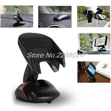 high quality Deformation car-styling smartPhone Holder Universal 360 Windshield Mount Bracket for homtom ht20 mobile cell phone
