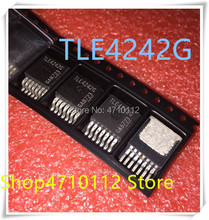 NEW 10PCS/LOT TLE4242G TLE4242 TLE 4242G TO-263-7  IC