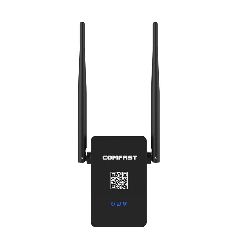 COMFAST WR750AC WIFI Signal Amplifier Dual Band Wireless Repeater Router AP Enhanced Extension