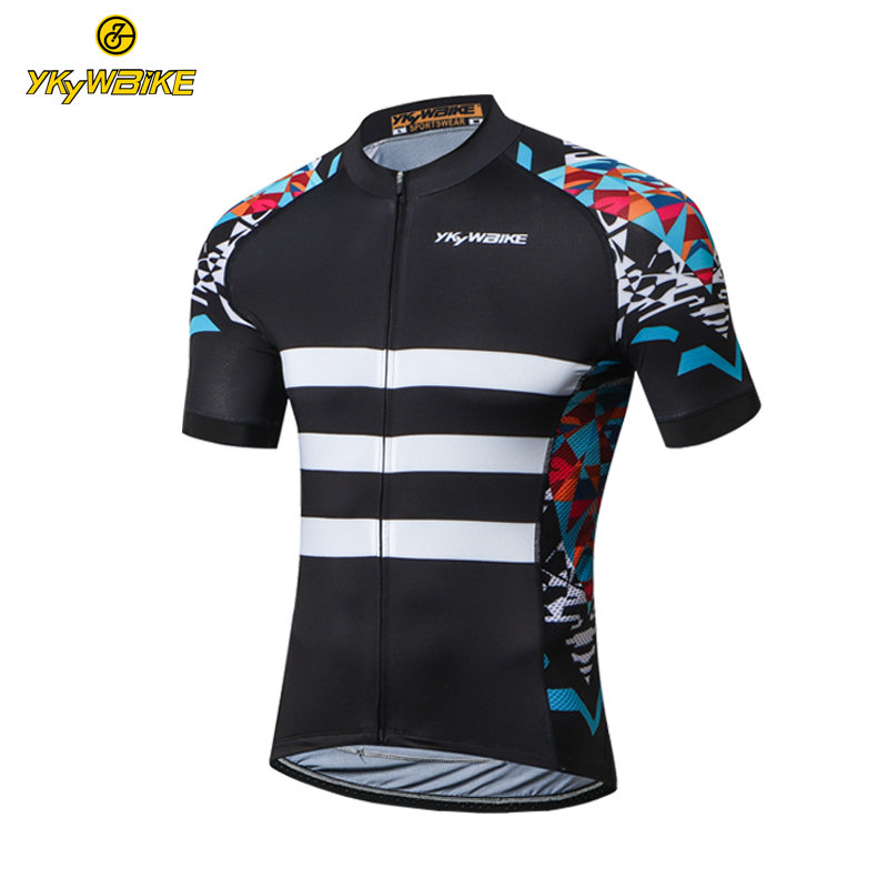 95f4d9456 YKYWBIKE Custom Cycling Jersey Pro Team Maillot Ropa Ciclismo MTB Bicycle  Jersey High Quality Sportswear Custom Cycling Clothes