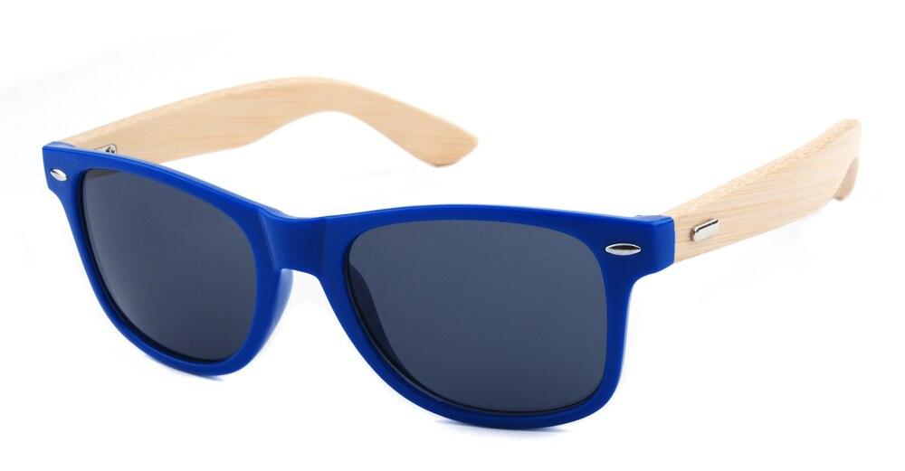 Kaufen brillen online recycled holz bambus sonnenbrille mit pc ...
