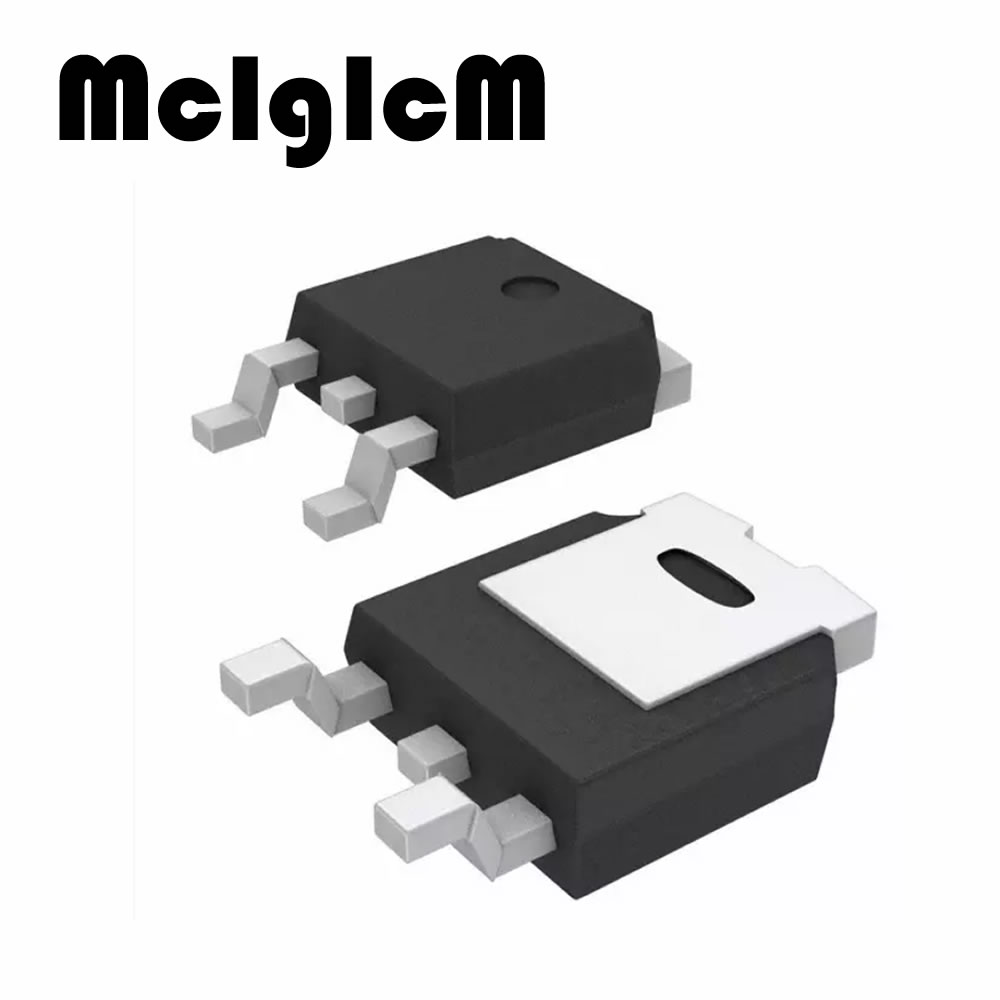 Mcigicm 20pcs Transistor 78m05 Smd To 252 05a Three Terminal Schottky Diodeelectronic Componentsrectifier Diodes Product On Positive Voltage Regulators Free Shipping In Integrated Circuits From Electronic