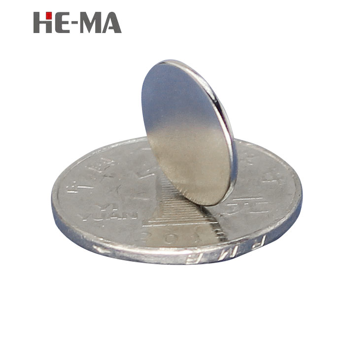 50pcs 15 x 1mm N35 Mini Powerful Magnet Rare Earth Permanent Small Round Strong Neodymium Magents in Magnetic Materials from Home Improvement