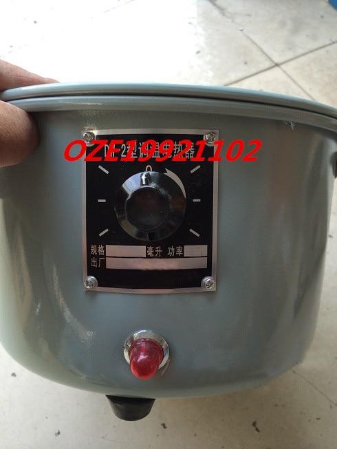 1PCS Electric Temperature regulation Heating Mantle Temperature adjustable 100ML 100W  220V набор инструмента stels 14109