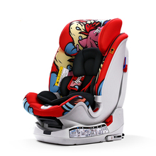 Colorful Baby Car Seat 0 To 6 Years Old Child Safety Car Seat E4 Certification Isofix Interface In The European Union(China)