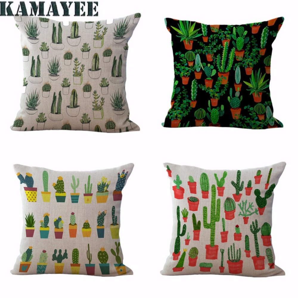 Pillow Case Rectangle Cushion Cover Silk Throwpillowcase Decorative Pillowcases Square Removable And Washable C7720
